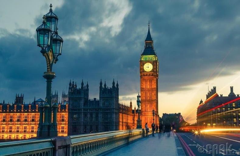 Их Британи болон Нэгдсэн вант улс нь нэг ойлголт - Худал