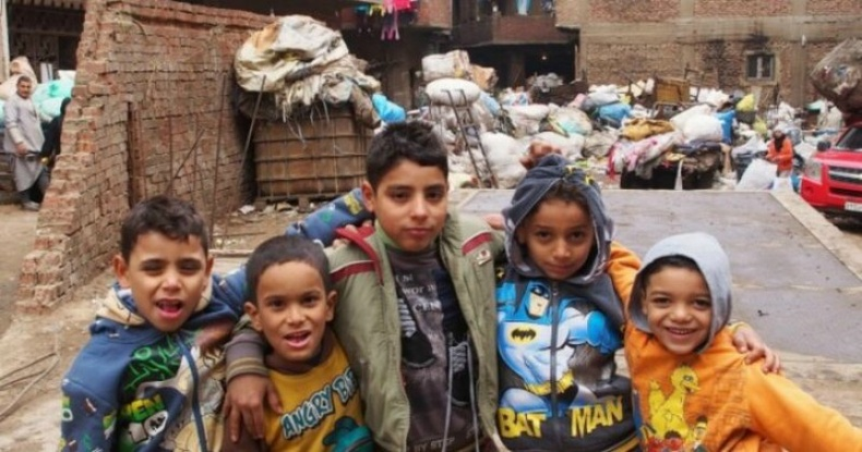 """Каирын """"хог ангилагчдын"""" итгэмээргүй амьдрал"""