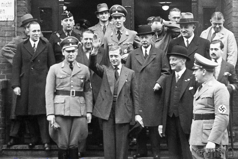 Нацист хааны гэр бүл