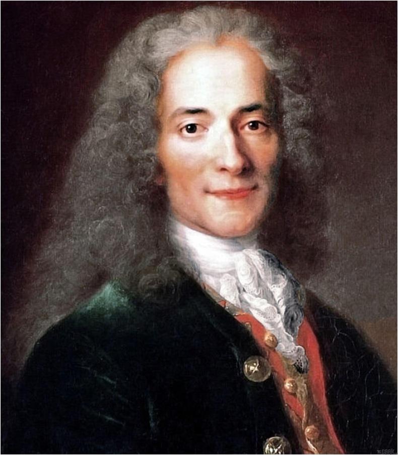 Вольтер Францын Засгийн газрын тагнуулаар богино хугацаанд ажиллаж байсан