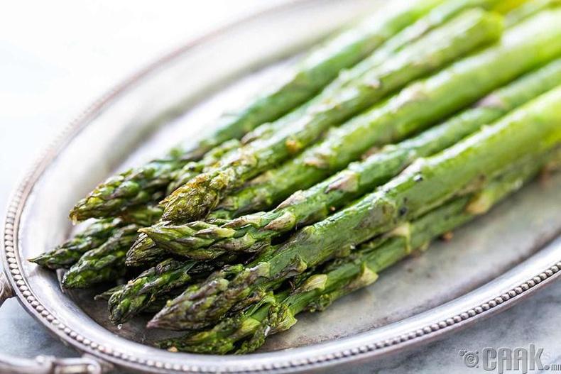Хэрээний нүд (Asparagus)