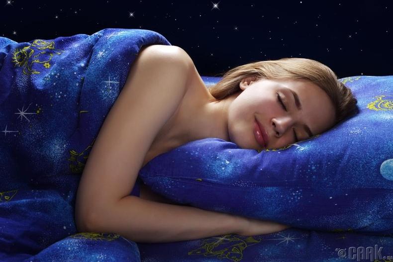 Эмэгтэйчүүд эрчүүдээс илүү их унтаж амрах шаардлагатай