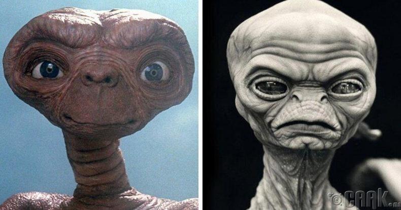 Харь гарагийн хүн /ET/
