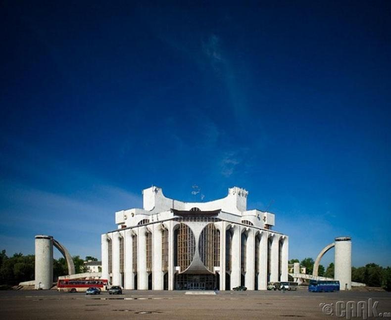 Ф. М. Достоевскийн нэрэмжит драмын театр, Новгород, ОХУ