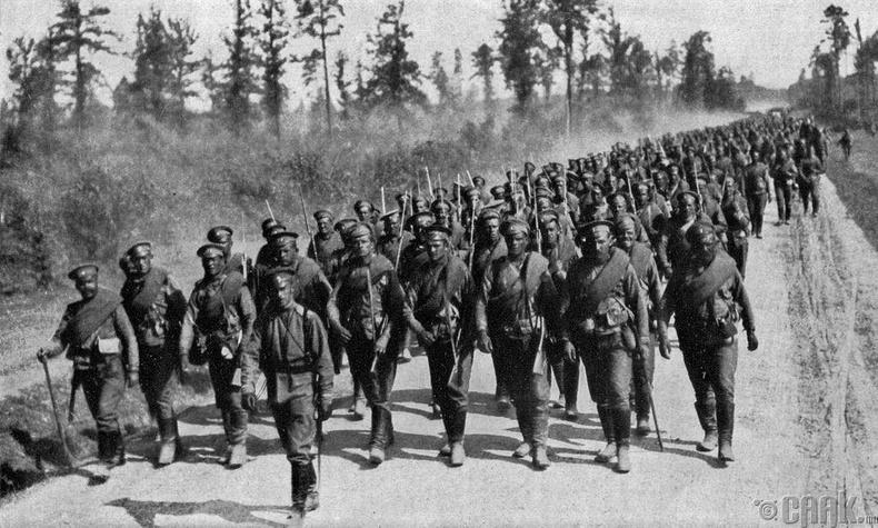 Брусиловын давшилт, 1916 он (1.6 сая хүн амиа алдсан)