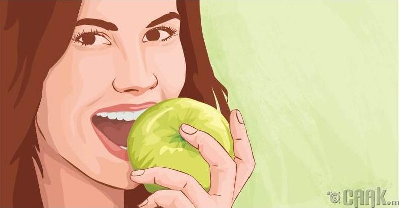 Амттай хоол, хүнс идэх
