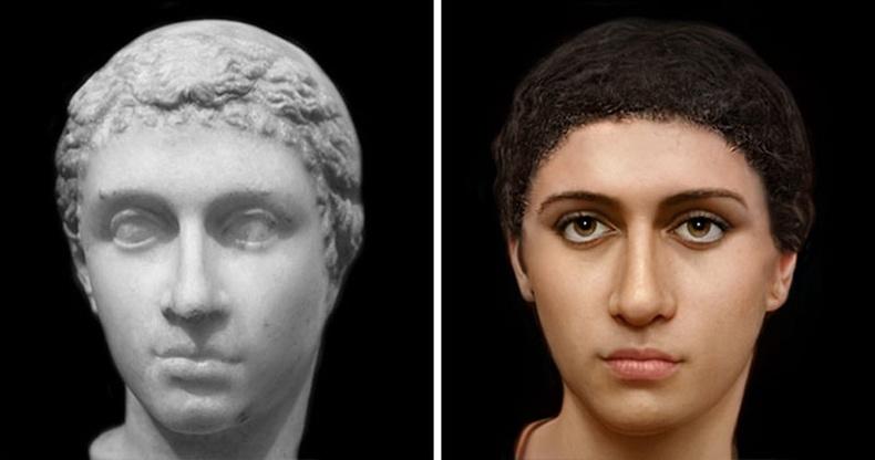 Египетийн удирдагч, хатан хаан Клеопатра