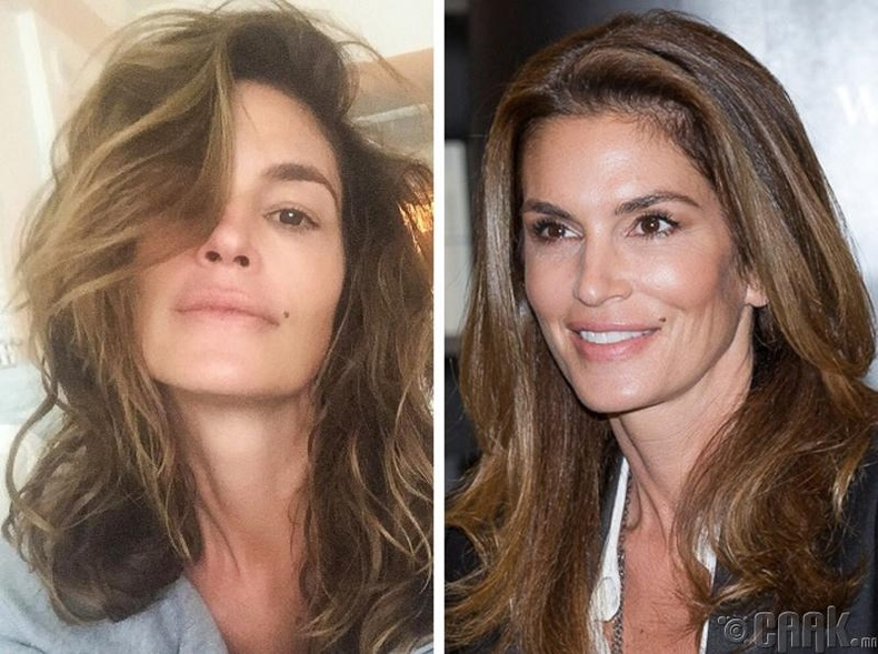 Загвар өмсөгч Синди Кроуфорд (Cindy Crawford)