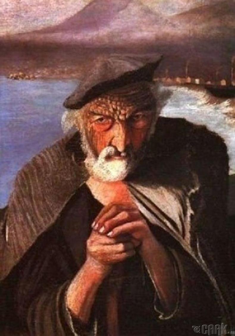 Хөгшин загасчин