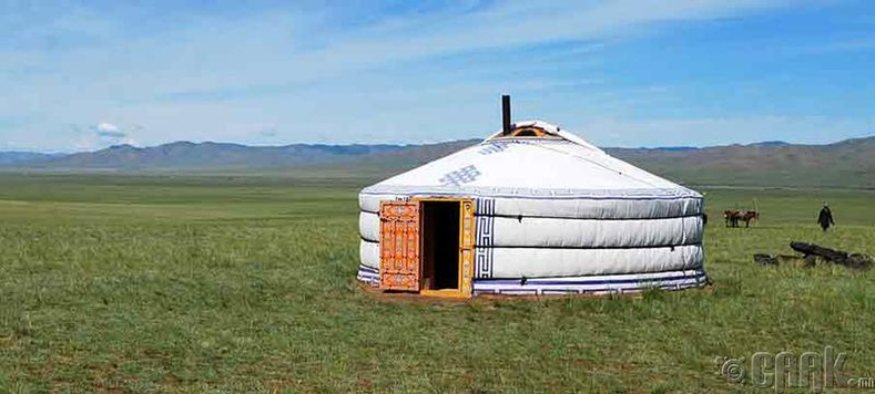Монгол гэр