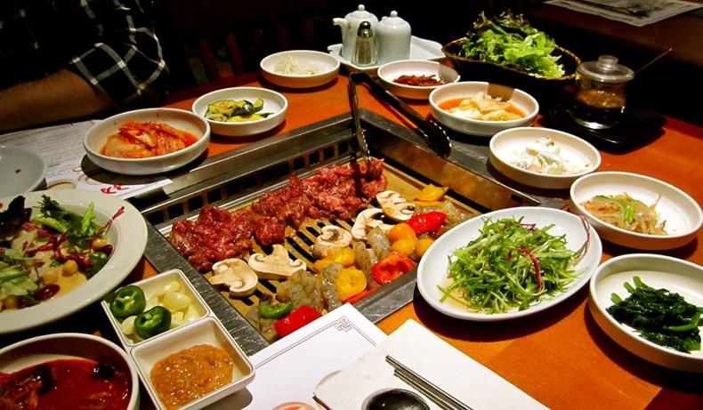 Хамгийн амттай Солонгос үндэсний хоолнууд