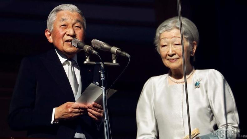 Ахикито Япон улсыг шинэ төвшинд гаргасан