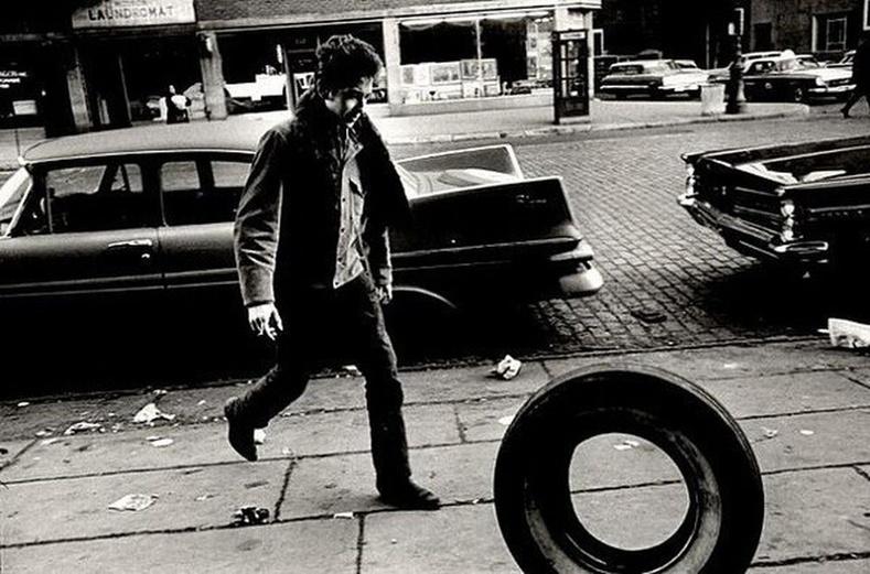 Боб Дилан.