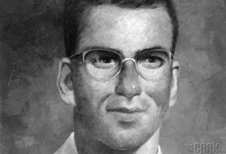 Бен Л. Саломон (Ben L. Salomon) - Дэлхийн хоёрдугаар дайн