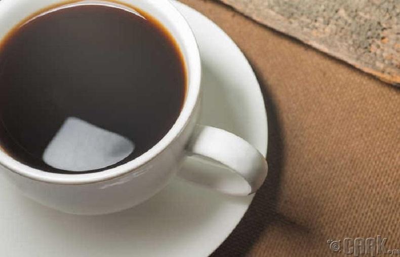 Өрөөний температурт байгаа кофе амт муутай байдаг нь үнэн үү?
