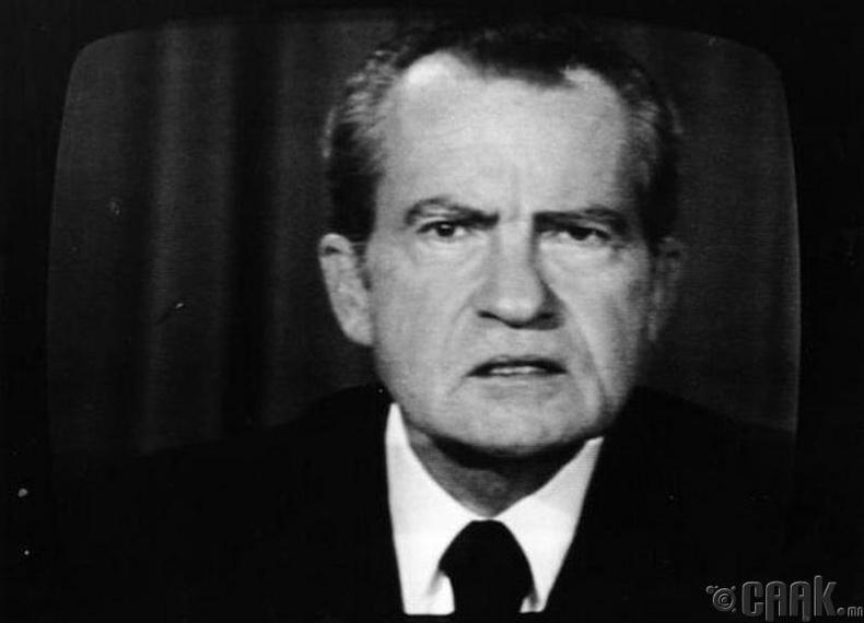 """""""Никсон дахин ерөнхийлөгч болсон нь"""""""