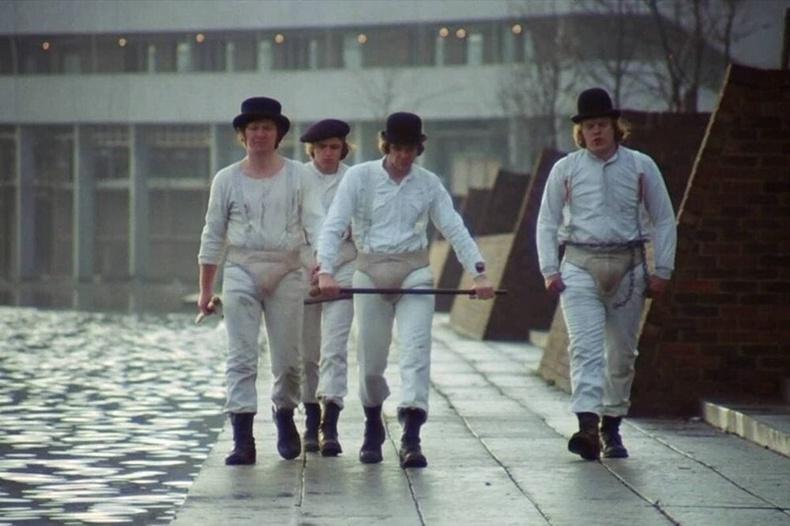 """""""Clockwork Orange"""" (1971) -ийг Их Британид олон жилийн турш хориглож байсан"""