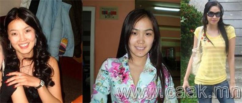 Монголын vзэсгэлэнт охид (96 Фото) №46