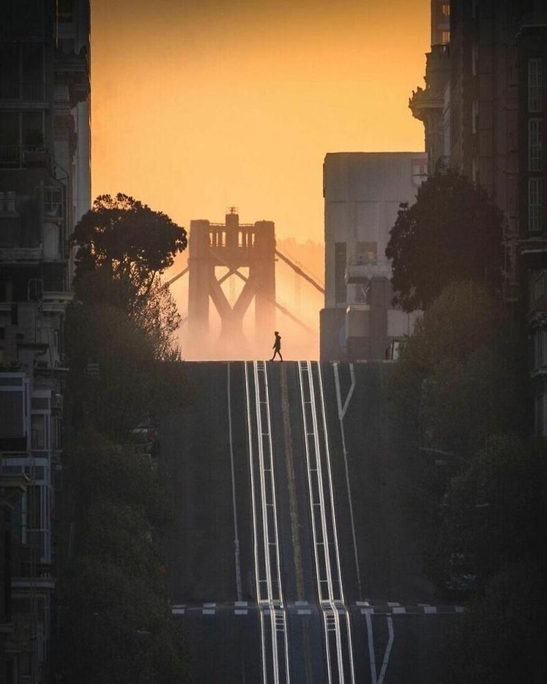 Сан-Франциско, Калифорниа, АНУ