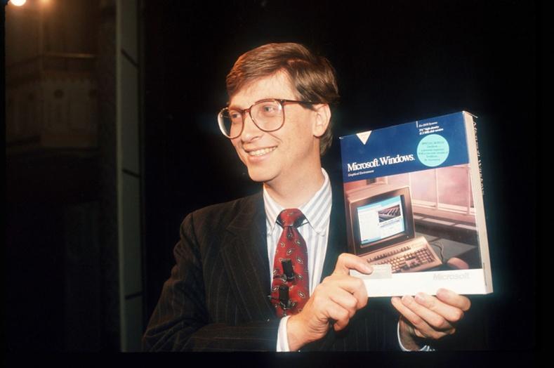 """""""Microsoft"""" компанийн тухай сонирхолтой баримтууд"""