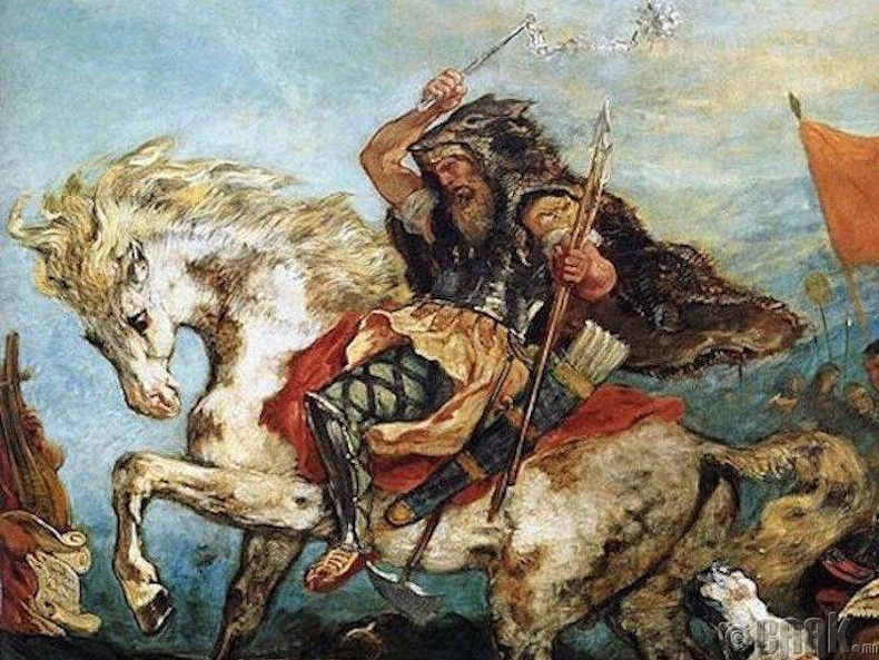 Атилла хаан