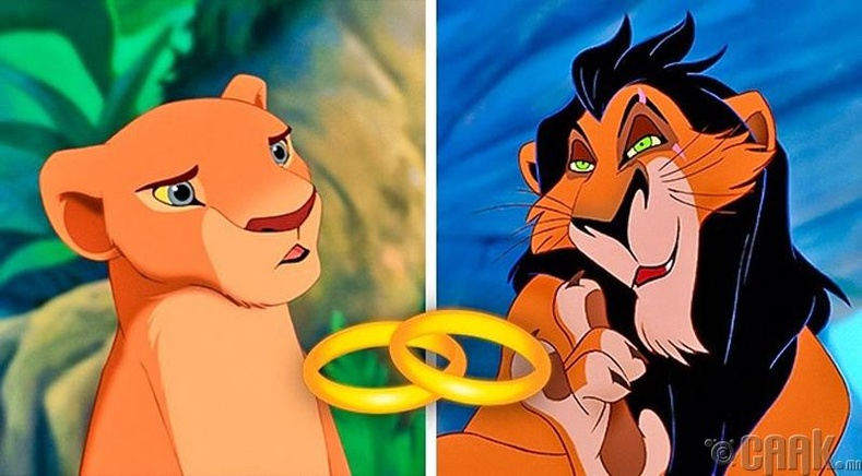 """""""The Lion King"""""""