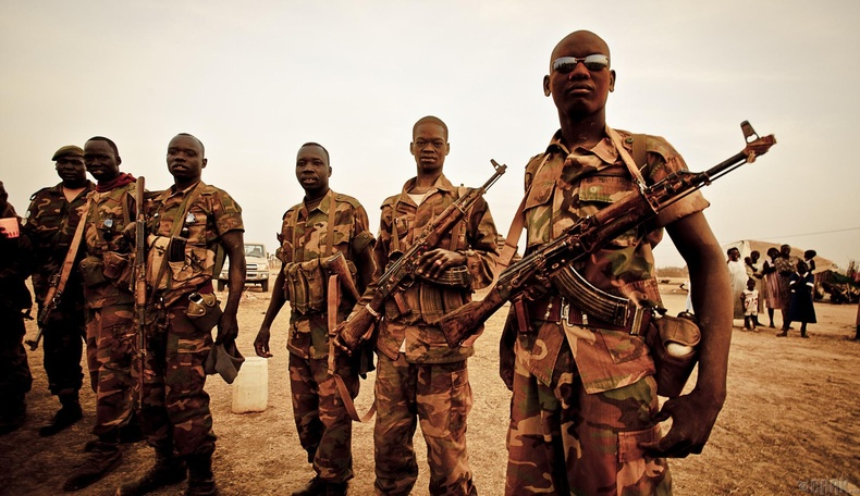 Суданы иргэний дайн