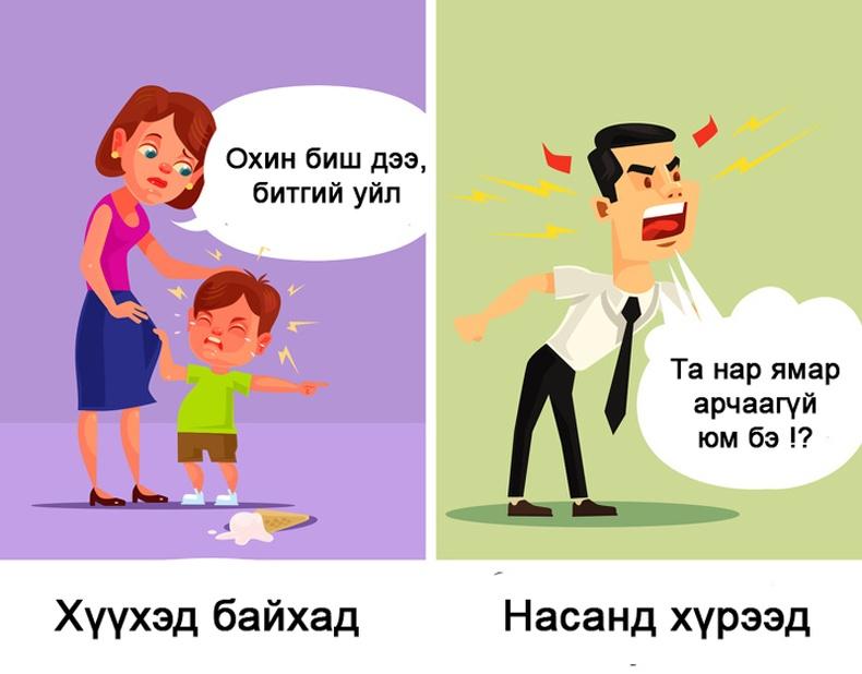 Хүүхдийн мэдрэмж сулрах