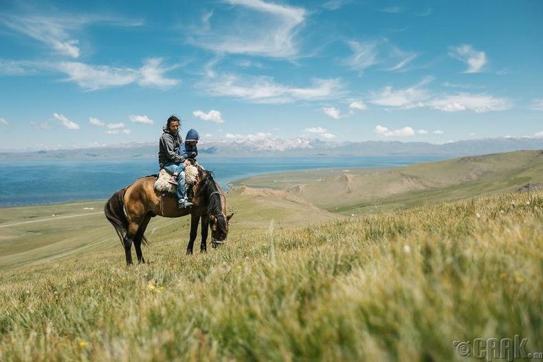 Киргизтанд