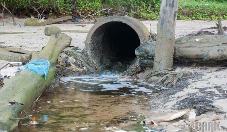 Бохир усны хоолой