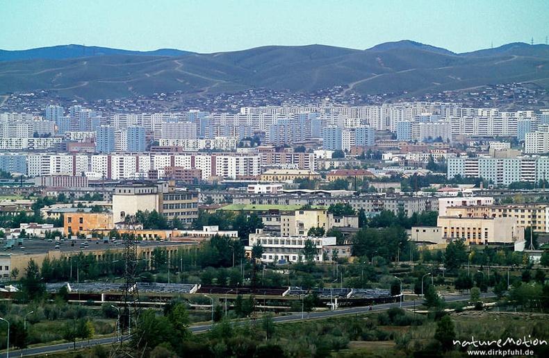Улаанбаатар хот Зайсангаас