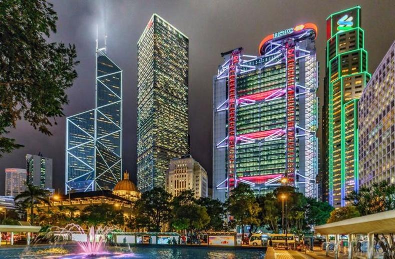 Хонгконгд байнгийн түгжрээтэй байдаг