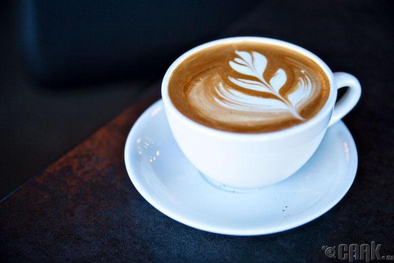Кофе уух нь зүрхэнд муугаар нөлөөлдөг