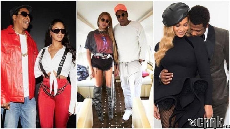 Бейнсе (Beyonce) Жэй Зи (Jay-Z) хоёрын дурлал