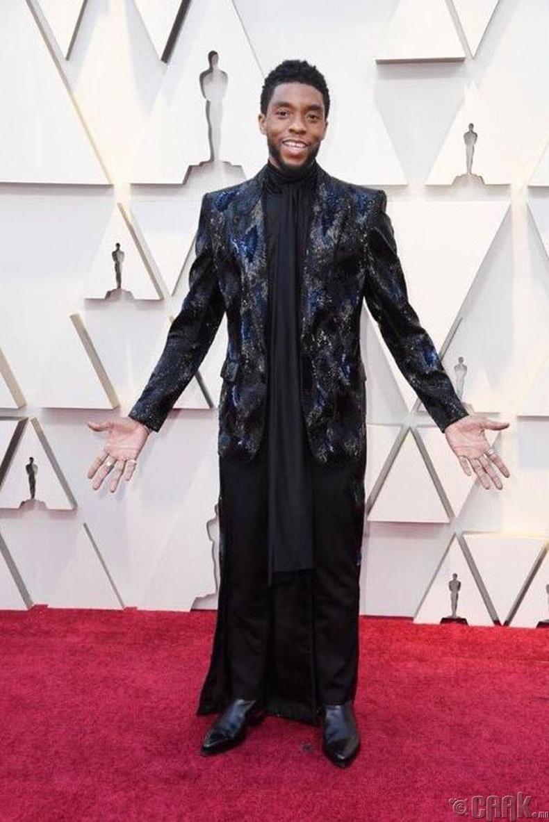 Жүжигчин Чадвик Боузмэн (Chadwick Boseman)