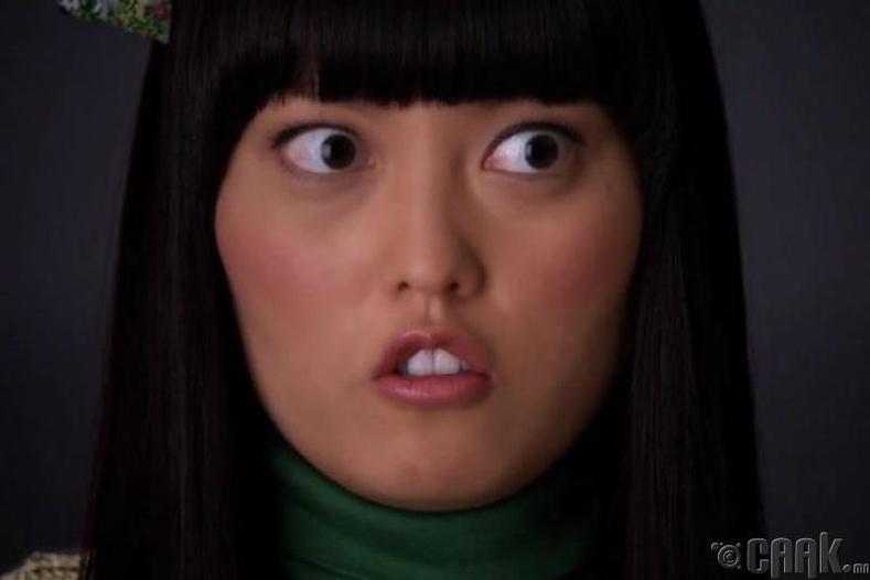 """""""Чи хаанаас ирсэн бэ? Хятад уу?"""""""