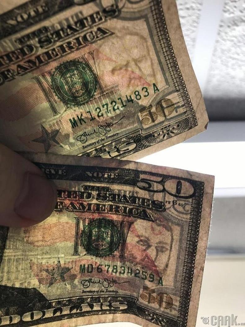 Хуурамч болон жинхэнэ мөнгөн тэмдэгтийн ялгаа