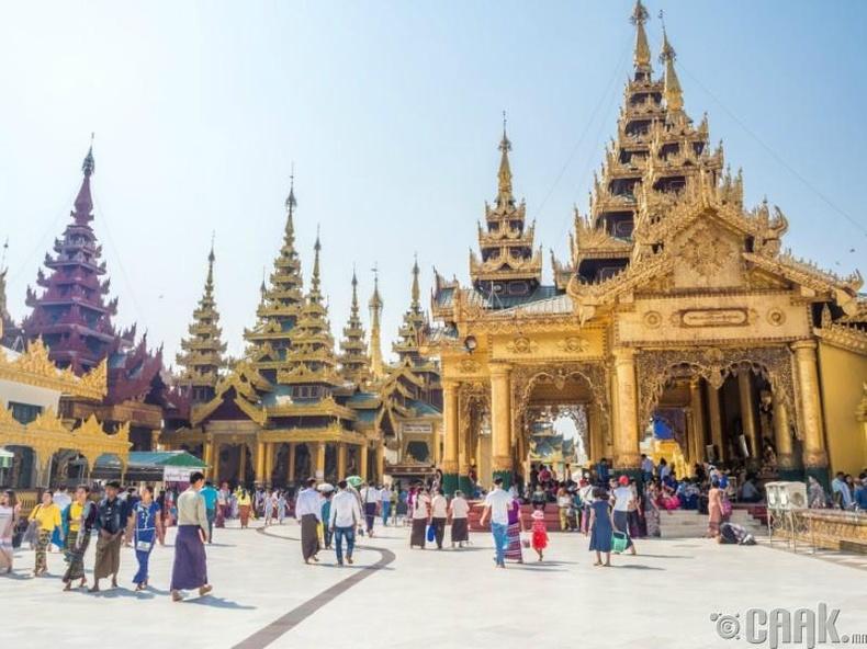 Бирм - Мьянмар