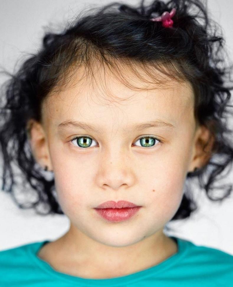 Габриэлла Гуиззо - 5 настай, Роквилл, Нью Йорк.