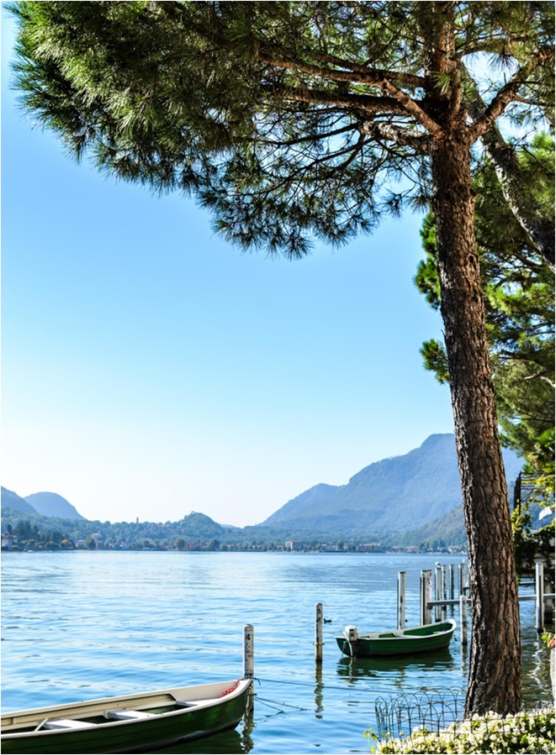 Лугано, Швейцар