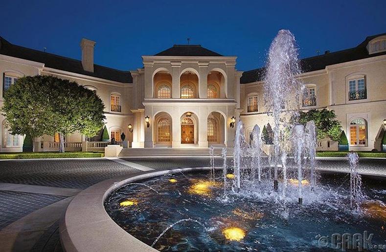 АаронСпеллингийн байр - 150 сая доллар