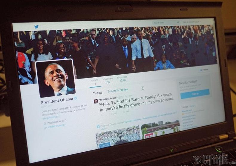 Дэлхийн удирдагчид бүгд Твиттер ашигладаг