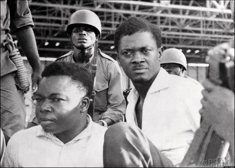 Африкийн иргэний дайн