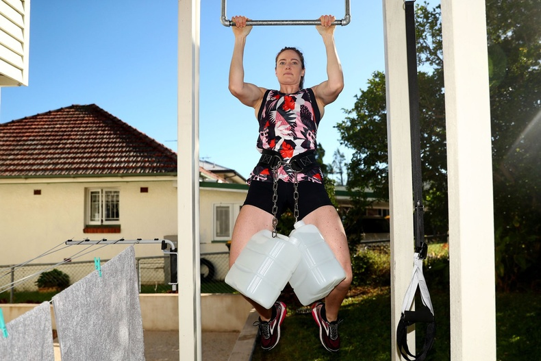 Кейт Кэмпбелл, Австралийн олимпийн усанд сэлэлтийн тамирчин