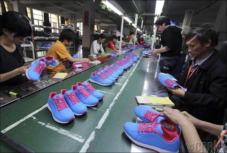 Хятадад үйлдвэрлэгдсэн бараа бүр чанар муутай биш