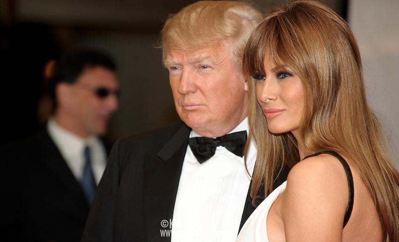 Доналд Трампын эхнэрийн тансаг амьдрал