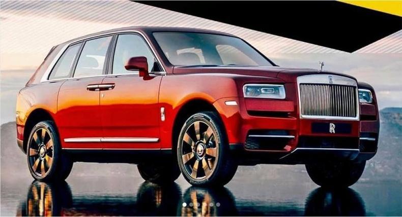 """""""Rolls-Royce"""" компани анх удаа жийп машин үйлдвэрлэж эхэллээ"""