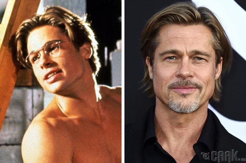 Жүжигчин Брэд Питт (Brad Pitt) - 55 настай