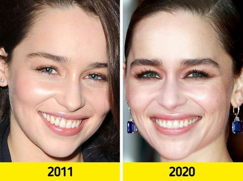 Их Британийн жүжигчин Эмилиа Кларк (Emilia Clarke)