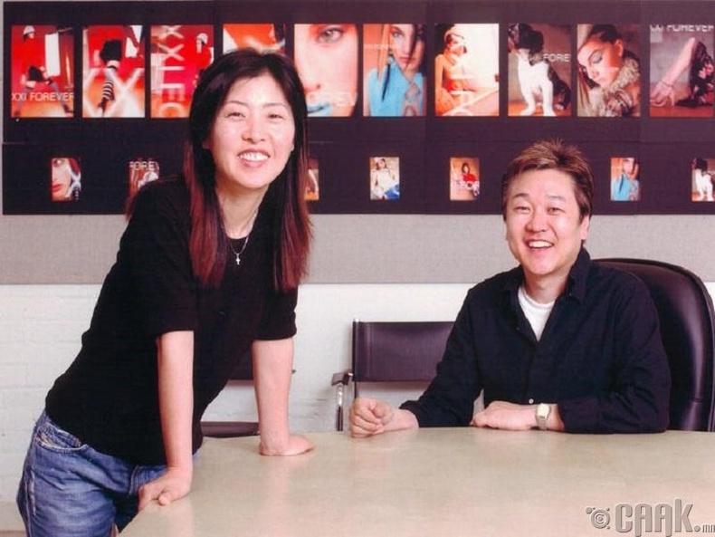 """""""Forever 21"""" брэндийн үүсгэн байгуулагч Жин Сүүк Чанг(4 тэрбум ам.доллар)"""